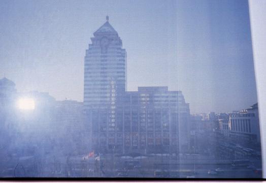 Beijing, mars 2007.