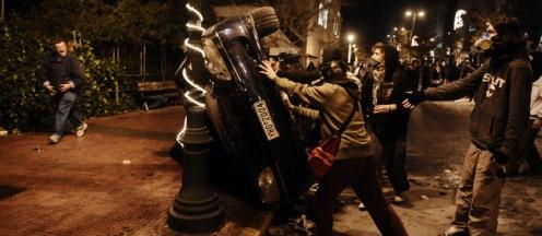GREECE-VIOLENCE