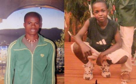 Shimpe et Mvogo, les deux victimes