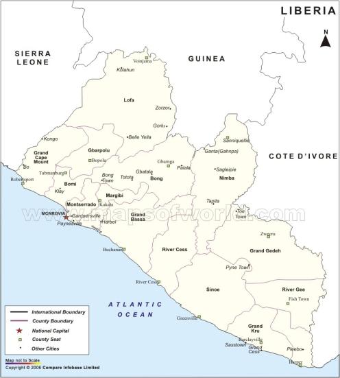 liberia-map