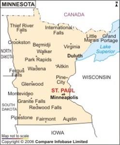map-of-minnesota