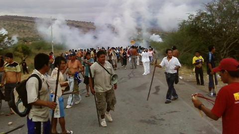 AFP_090605perou-manif-autochtones_8