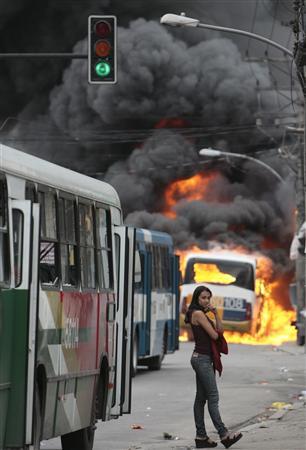 OFRWR-BRESIL-VIOLENCE-20091018
