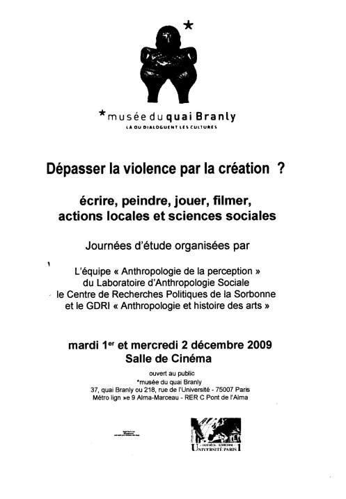 violence ehess programme page 1