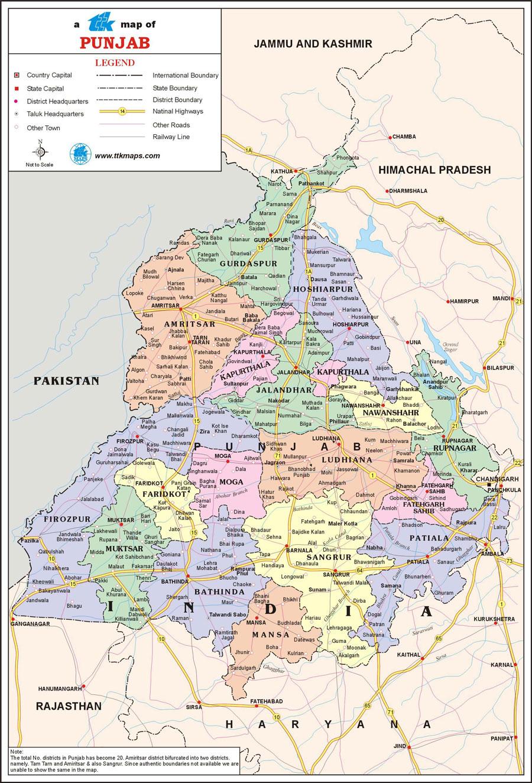 Punjab state