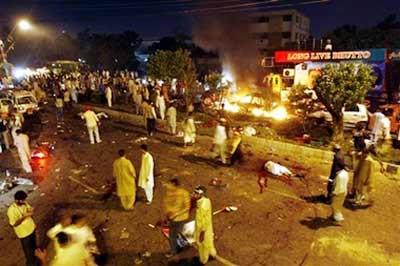 Emeutes à Karachi – août 2010   anthropologie du présent