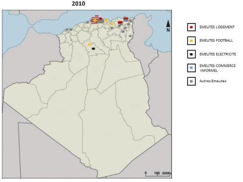 algérie 2010