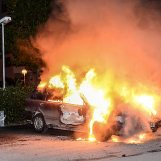 Third consecutive night of riots in Stockholm