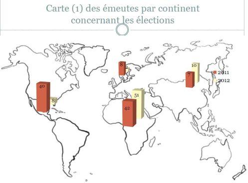 carte 2012 élections