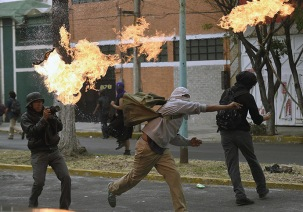 MEXICO-CRIME-STUDENTS-MISSING-CLASHES