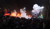 gyumri-police-protest-clashes-murder-russian-army